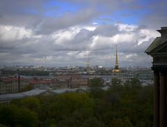 SpB [HDR] (pmsoftware) Tags: cloudy hdr spb chatedral sanktpeterburg saintisaac
