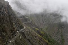 ZojiLa (La == Pass in Ladakhi, so it is either Zoji Pass, or simply ZojiLa)