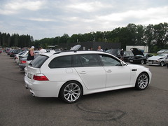 BMW M5 Touring E61 (nakhon100) Tags: cars wagon estate bmw m5 touring v10 stationwagon e61 5series 5er