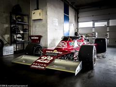 2013 Zandvoort Historic GP: Ensign N177 (8w6thgear) Tags: f1 historic grandprix formula1 zandvoort gp ensign paddock cosworth 2013 n177 fiamastershistoricformulaone