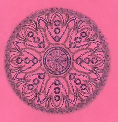 Ornation Creation - Mandala (ronniesz) Tags: doodles penandink mandalas tangles zentangle zentangleinspiredart