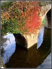 Belcastel, Aveyron (Perrine_As) Tags: france de village plus beau aveyron belcastel