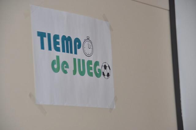 Logotipo de Tiempo de Juego.