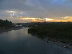 sunset on the river (quarzonero ...Aldo A...) Tags: sunset river tramonto fiume coth supershot valdenza coth5 blinkagain bestofblinkwinners blinksuperstars sunrays5 bestofsuperstars blink4gallery