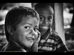 poverty camera travel friends portrait blackandwhite... (Photo: Sam Antonio Photography on Flickr)