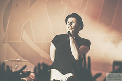 Fall Out Boy (Jessica Norwood Photography) Tags: boy ny fall night out silent patrick center poughkeepsie stump civic midhudson