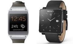 Smartphone Watches (Photo: Zeitbewusst on Flickr)