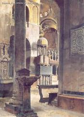 Eugenio Prati Interno di San Marco