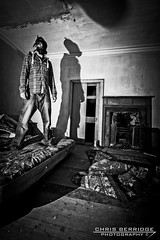 (Chris B70D) Tags: wood chris light shadow urban house abandoned wall night canon paper photography rooms raw mask dundee torches timber decay empty exploring dramatic atmosphere gas full jordan torch lee editing behind dust left untouched shite arbroath listed ruined neutral deralict 70d berridge