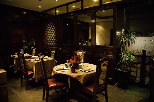 "France - Pontoise - Restaurant ""Palais Thaï"""