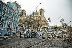 Kiev-revolution24-barricades (Vikst) Tags: street city people candid protest ukraine revolution kiev revolt reportage tamron175028 canon400d