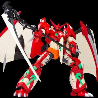 【圖片更新】全新設計!千值鍊 × 永井豪 METAMOR-FORCE『恐龍蓋特1號』