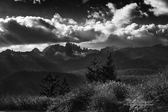 The Minarets (Darvin Atkeson) Tags: blackandwhite mountains fall forest landscape spires nevada dramatic sierra mammoth edge jagged peaks eastern minarets darvin sawtoothed atkeson darv liquidmoonlightcom