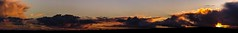 Panorama Sunset 20-02-2014 (Any Camera Will Do!!!) Tags: sunset panorama canon sigma os 105 stitched ollerton michaelwilliams hsm 550d mwilliams michaelwilliamsphotography 20022014