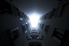 Up (romain@pola620) Tags: windows light sky paris france up wall digital dark nikon closed ciel mur fenêtre numérique pénombre haut fermé làhaut nikond90