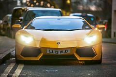 yellow aventador (Stefan Drobota) Tags: london yellow canon photography automotive lamborghini supercars gumball3000 gtspirit l4p 5dmkii aventador lp7004