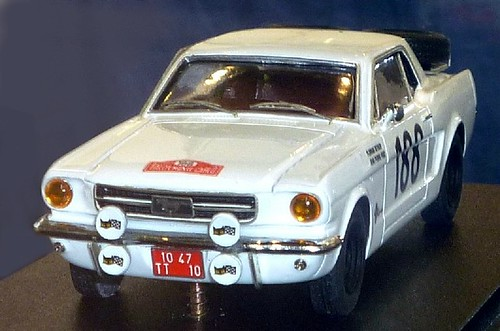 Arena Ford Mustang Montecarlo 1965