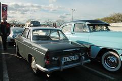 BMW 700 Coup (tautaudu02) Tags: auto cars automobile moto bmw 700 coches coup voitures rtro 2013 epoquauto epoqu
