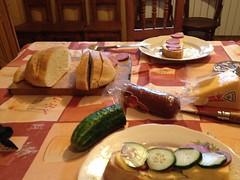 Ontbijt in Rakhiv!