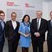 2014, Adalbert Wagner, Werner Hanak-Lettner, Danielle Spera, Bundesminister Wolfgang Brandstetter, Markus Roboch