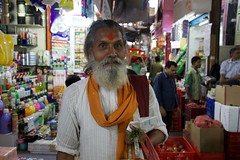 Blessings (string_bass_dave) Tags: india holy maharashtra mumbai sadhu crawfordmarket canonef24105mmf4lis apollobandar bigslideshow oripada littleslideshow