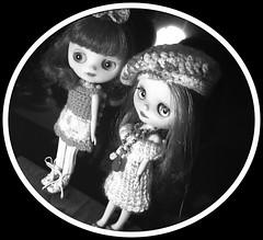 Middies Annie and Nancy Say Hi!