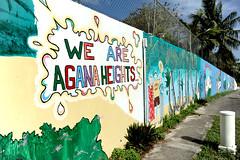 Agana Heights Mural
