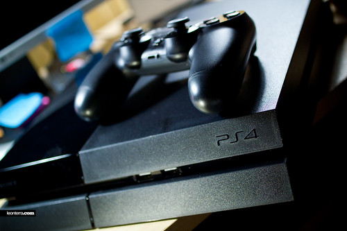 Finally gave in to PS4 by Leon Terra, on Flickr