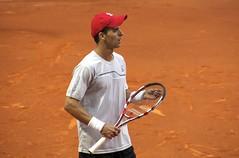 Santiago Giraldo (@davijeans) Tags: madrid sport court open caja tennis clay tenis masters 1000 pelota tierra batida 2014 raqueta arcilla mgica mutua