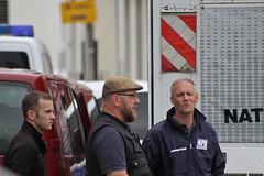 HRO-01-08-2013-43 (Hans Schlechtenberg) Tags: nazis protest rostock npd neuermarkt mecklenburgvorpommern antifa rassismus hansschlechtenberg hschlechtenberggmailcom