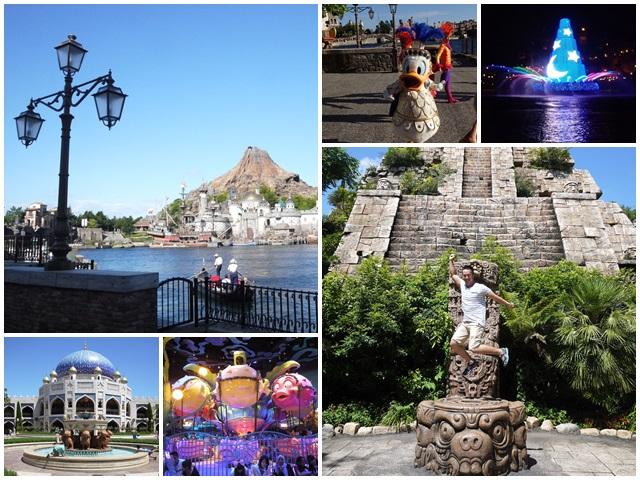 東京迪士尼海洋 Tokyo DisneySea 阿一一page