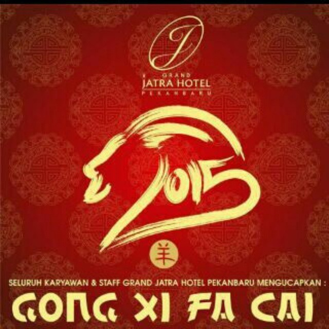 HAPPY CHINESE NEW YEAR 2015 GONG XI FA CHAI