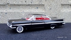1959 Chevrolet Impala Hardtop Sport Coupe (JCarnutz) Tags: chevrolet impala 1959 diecast 124scale wcpd