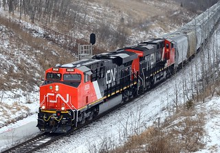CN 3026 Steelton Hill