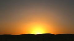 Wahiba Sands (Ferdinand Reus) Tags: sunset red sky sand desert sands oman wahiba