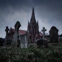 Sun 8-Feb (39 / 365 / 2015) - Gothic Churchyard (Steev McAlister) Tags: uk greatbritain europe day britishisles unitedkingdom britain gothic event british churchyard 365 dates edition 39 day39 merseyside 2015 thurstaston stbartholomews 39365 day39365 365the2015edition 3652015 8feb15chruch