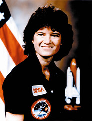 Sally Ride, First U.S. Woman in Space (NASA on The Commons) Tags: women astronaut columbia challenger sallyride firstwomaninspace sts7 sts61m columbiaaccidentinvestigationboard rogerscommission