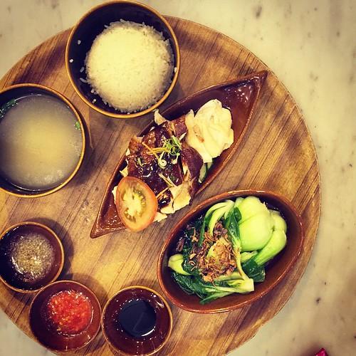 #hainanese #chickenrice #海南鸡饭 #黎记 #singapore
