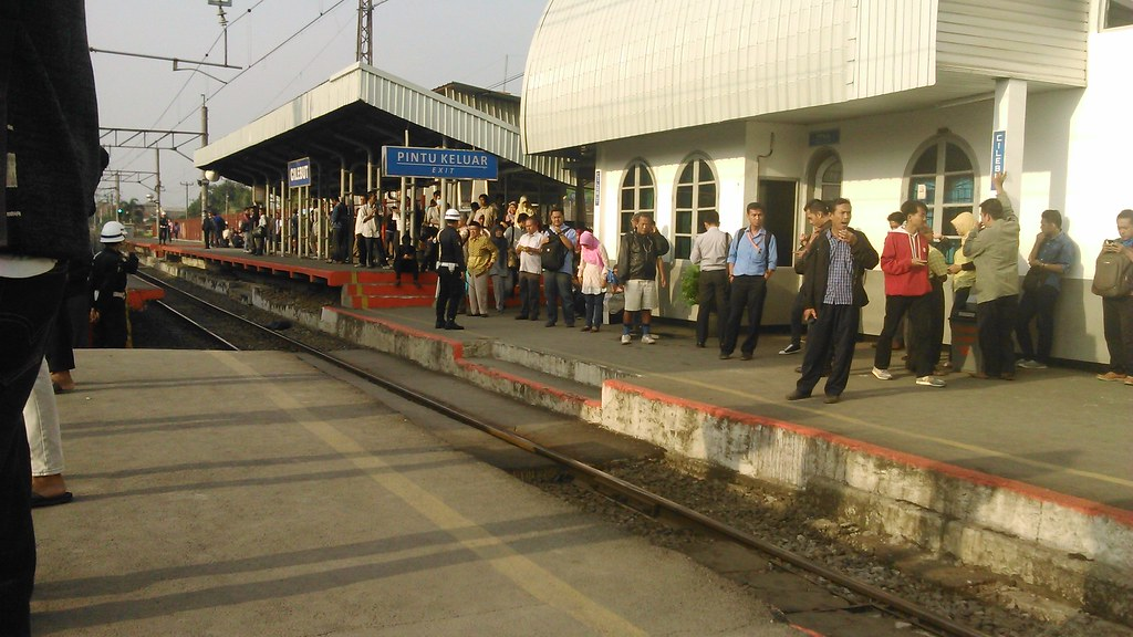 Stasiun Cilebut Bogor