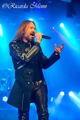 HammerFall @ Stadthalle Langen (MrsVertigo) Tags: metal canon concert live performance heavymetal event concertphotography liveconcert hammerfall 2015 powermetal livephotography seriousblack ordenogan lastfm:event=3919590