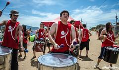 Tambrian's Percussi a l'Acampada Jove 2014 (Marc Puig i Prez) Tags: music concert msica montblanc percu jove acampada percussi jerc aj2014 tambrians