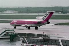 Arkia Israeli Airlines Boeing 727-95 4X-BAE (Kambui) Tags: airplane airplanes special aviones avions flugzeuge  avies boeing727 arkia aeroplani kambui  4xbae