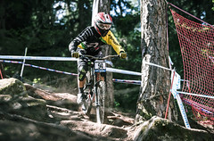 Inside out (Andrea Securo) Tags: world terrain mountain cup sports bike danger trek all extreme fast bikes down downhill val dh mtb di sole jumps faster shimano