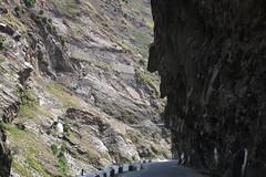 Road to Bharmour (Rupak Sarkar and Uma Sarkar) Tags: ravi himachal himalayas bharmour iravati