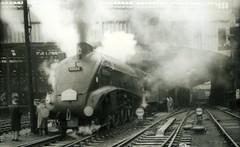 img606 (OldRailPics) Tags: edinburgh steam kingfisher british locomotive railways waverley 60024