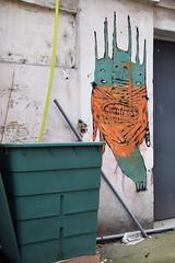 Bault (HBA_JIJO) Tags: urban streetart france art monster wall painting graffiti spray peinture mur monstre monstro bault hbajijo