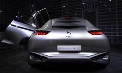 Mondial de l'automobile 2014 : DS Divine (CpaKmoi) Tags: paris portedeversailles mondialdelautomobile salon ds divine