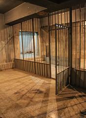 Prison Cell (Kachangas) Tags: oppression cell prison torture saddam saddamhussein kurdish kurds secretpolice iraqikurdistan sulaymaniyah sulaymaniya sulaymaniah redsecurity amnasuraka mukhabarat mukabarat kudishindependence