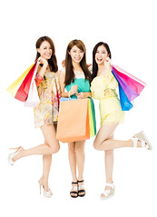 Beautiful Women (tigercop2k3) Tags: asian attractive background bags beautiful beauty buy buyers casual cheerful chinese customer fashion female friends friendship full fun gift girls group happy isolated joy lady length lifestyle people person present pretty purchase retail sale shopping smile standing three white women young