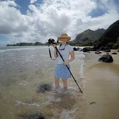 Haena Beach, Kauai (Drew Keller) Tags: beach hawaii kauai haena 2016